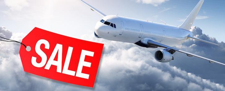 Дешевые авиабилеты, спецпредложения авиакомпаний и